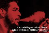 Che Guevara Quote iNspire Plastic Sign Signes en plastique rigide