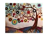 Hope Filled Sunrise Wydruk giclee autor Natasha Wescoat