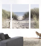 Come to the Beach Wall Decal