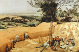 Pieter Bruegel The Grain Harvest Prints by Pieter Bruegel the Elder