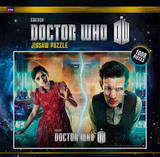 Doctor Who Centre of the Tardis 1000 Piece Jigsaw Puzzle Jigsaw Puzzle