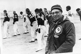 Vince Lombardi on Field Sports Plastic Sign Plastic Sign