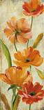 Flower Dance II Kunstdrucke von Carol Robinson