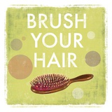 Brush your Hair - Mini Prints by Drako Fontaine