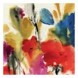 Watercolour Florals II- Mini Prints by Asia Jensen