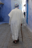 Chefchaouen Man Photographic Print
