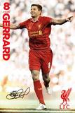 Liverpool - Gerrard Posters