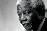 Nelson Mandela Plastic Sign Signes en plastique rigide