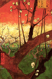 Vincent Van Gogh Japonaiserie Flowering Plum Tree after Hiroshige Poster Prints by Vincent van Gogh