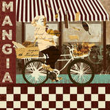 Mangia Prints by Kyle Mosher