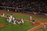 Boston, MA - Oct 30: 2013 World Series Game 6, Red Sox v Cardinals Photographic Print by Alex Trautwig