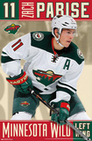 Zach Parise Minnesota Wild Prints