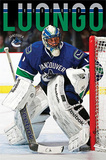 Roberto Luongo Vancouver Canucks Posters