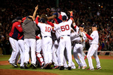 Boston, MA - Oct 30: 2013 World Series Game 6, Red Sox v Cardinals Photographic Print by Jamie Squire