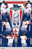 Boston Red Sox 2013 World Series Champions Poster