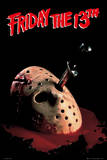 Friday 13th - Mask Posters