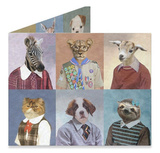Picture Day Artist Collective Tyvek Mighty Wallet Wallet