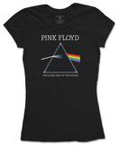 Juniors: Pink Floyd - DSOTM Refract T-skjorte