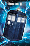 Doctor Who - Tardis Prints