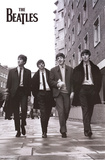 The Beatles Street Photo