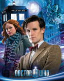 Doctor Who - The Doctor and Amy TV Poster Card Posters