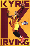 Kyrie Irving Cleveland Cavaliers Prints