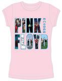 Juniors: Pink Floyd - Echoes Album Montage - T-shirt