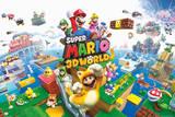 Nintendo - Mario 3d World Print