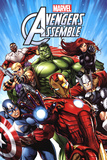 Avengers - Group - Poster