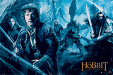 The Hobbit Desolation of Smaug - Mirkwood Poster