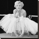 Marilyn Monroe (Ballerina) Reproduction sur toile tendue