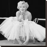 Marilyn Monroe (Ballerina) Płótno naciągnięte na blejtram - reprodukcja