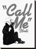 Blondie, Call Me Reprodukce na plátně