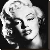 Marilyn Monroe (Glamour) Leinwand