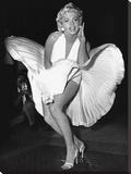 Marilyn Monroe (Seven Year Itch) Leinwand