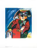 Der Kunsthaendler Collectable Print by Otmar Alt