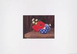 Mohn und Margeriten MH632 Collectable Print by Heide Dahl