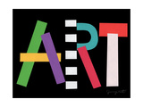 Art as Art Giclee Print by Jerry Kott