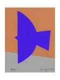 Bird Celebrating Joy Giclée-Druck von Jerry Kott