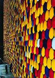 The Wall Nr. 2 (Oberhausen) Photographic Print by  Christo