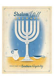 Shalom Y'all Prints by  Anderson Design Group