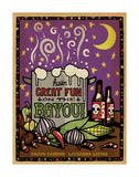 Fun on the Bayou Posters by  Anderson Design Group