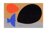 Birth/Bluebird with Two Eggs Giclée-trykk av Jerry Kott