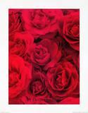 A Fleur du mal (1999) Serigraph by Michel Lafontaine