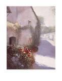 Haus in der Provence 3053 Serigraph by Lutz Münzfeld