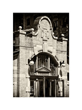 Station Entrance of 72nd Street, IRT Broadway Subway Station, Upper West Side, Manhattan, New York Photographic Print by Philippe Hugonnard
