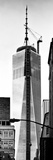 One World Trade Center (1WTC), Manhattan, New York, Vertical Panoramic View Photographic Print by Philippe Hugonnard