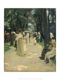 Papageienallee, 1902 Posters by Max Liebermann