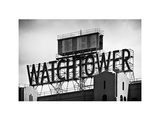 The Watchtower, Brooklyn, Manhattan, New York, White Frame, Full Size Photography Photographic Print by Philippe Hugonnard