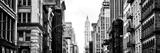 Panoramic Landscape, Architecture and Buildings, Urban Scene, 401 Broadway, Lower Manhattan, NYC Fotodruck von Philippe Hugonnard